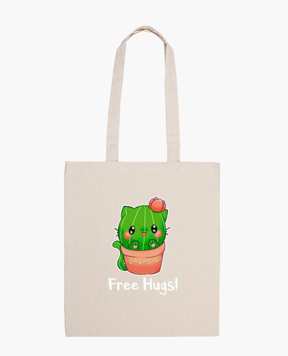 Bolsa Gato cactus Fre Hugs