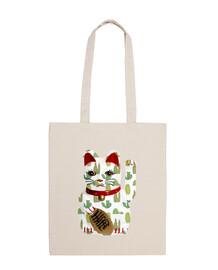 Gato chino cactus