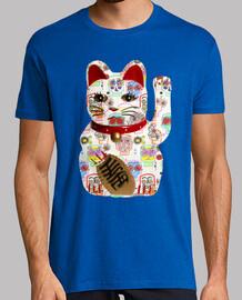 Gato chino catrinas