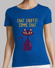 gato chuffit