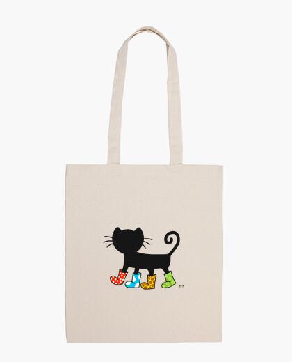 Bolsa Gato con botas