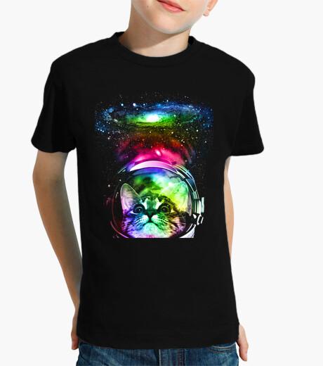 Ropa infantil gato cosmos
