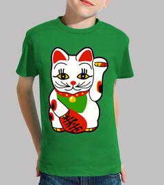 gato de la suerte - gato de la fortuna