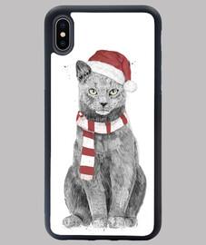 gato de navidad