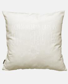 Gato de Schrödinger blanco