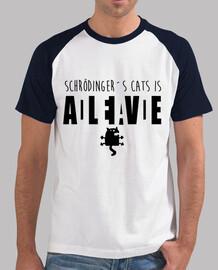 Gato de Schrödinger negro