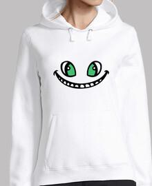 gato de sonrisa