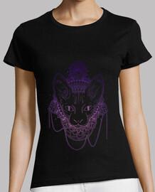 Gato Degradado, camiseta mujer