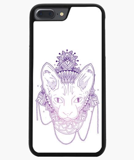 Funda iPhone 7 Plus / 8 Plus Gato Degradado, movil