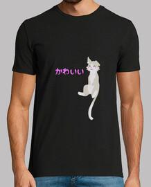 gato del kawaii