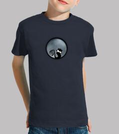 Gato en la Luna de @shopbebote