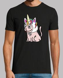 Gato Esfinge Unicornio