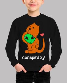 gato extraterrestre