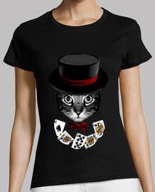 gato ilusionista