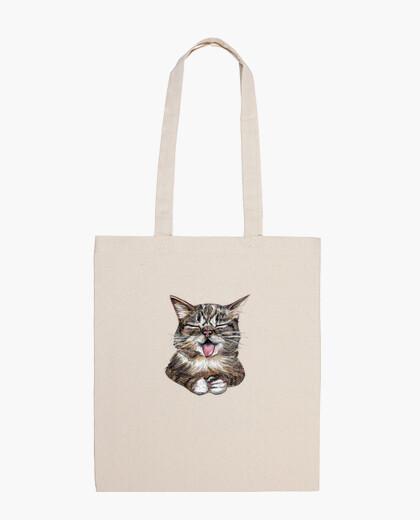 Bolsa Gato Lil Bub