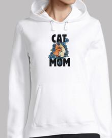 gato mamá