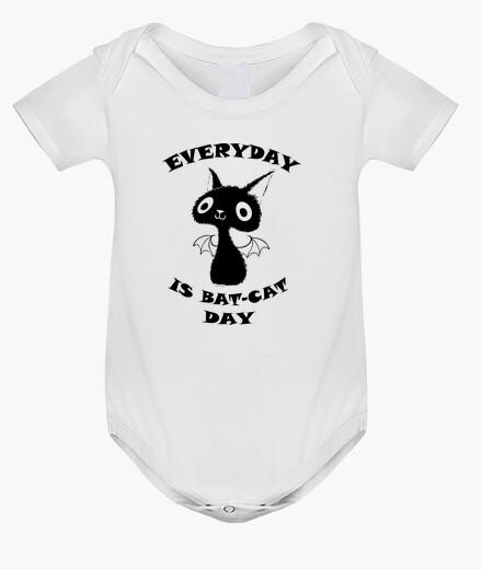 Ropa infantil Gato negro - Body bebé