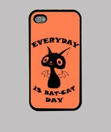 Gato negro - iPhone 4 (4S)