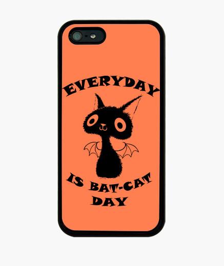 Funda iPhone Gato negro - iPhone 5