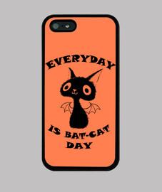 Gato negro - iPhone 5