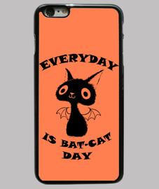 Gato negro - iPhone 6 PLUS