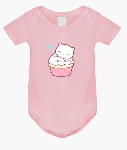 Ropa infantil Gato Pastel