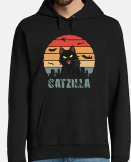 gato película catzilla gato negro