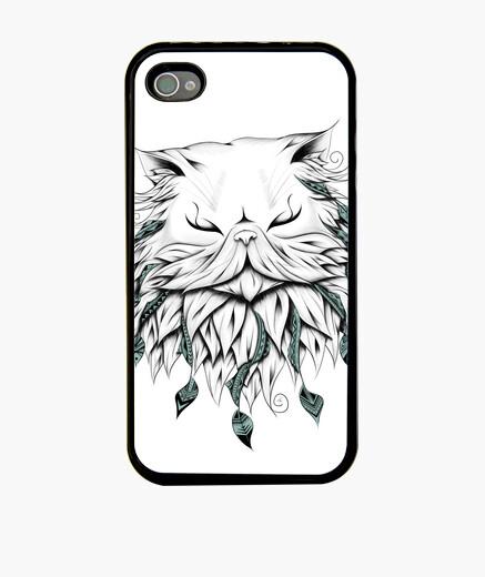 Funda iPhone gato persa poético
