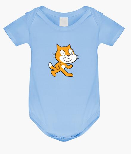 Ropa infantil Gato rumboso