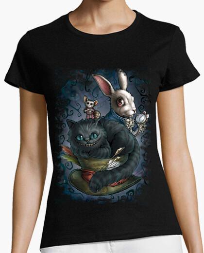 Camiseta Gato sonriente