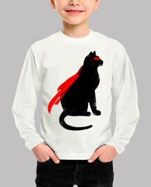gato superhéroe