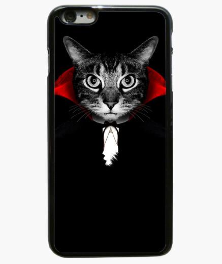 Funda iPhone 6 Plus / 6S Plus gato vampiro