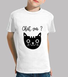 ¿gato yendo? humor / gracioso
