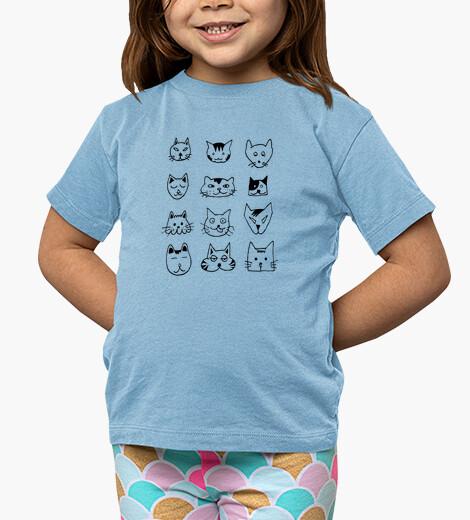 Ropa infantil gatos