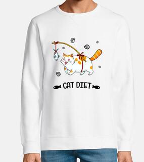 gatti grassi dieta amante dei gatti div