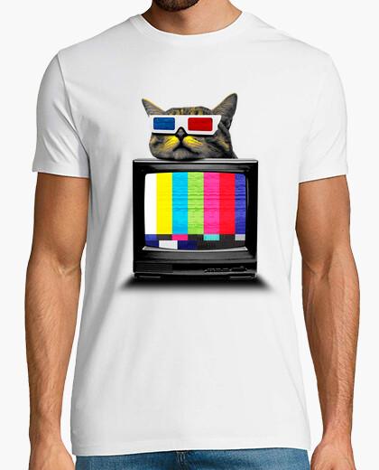 T-shirt Gattino 3D