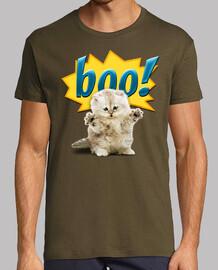 gattino e paura - boo!