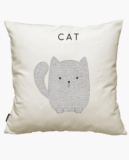 Fodera cuscino gatto