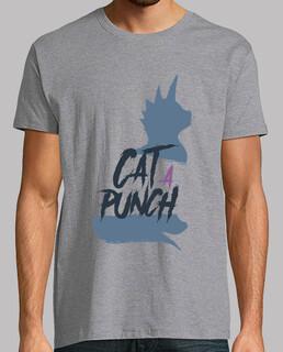 gatto a pugno