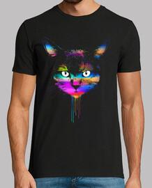 gatto al neon