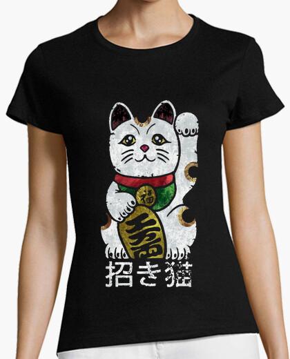 T-shirt Gatto cinese