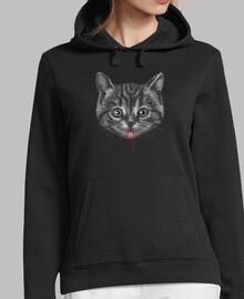 gatto figa nera