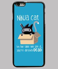 gatto ninja cover