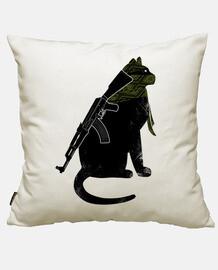 gatto terrorista