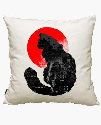 Fodera cuscino gatto urbano