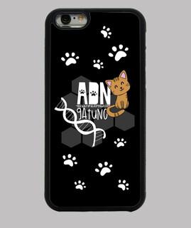 gatuno adn - cover iphone 6 nera