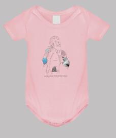 Gaudí heterofriendly - Body nadó amb pigments ecològics