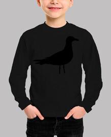 Gaviota negra