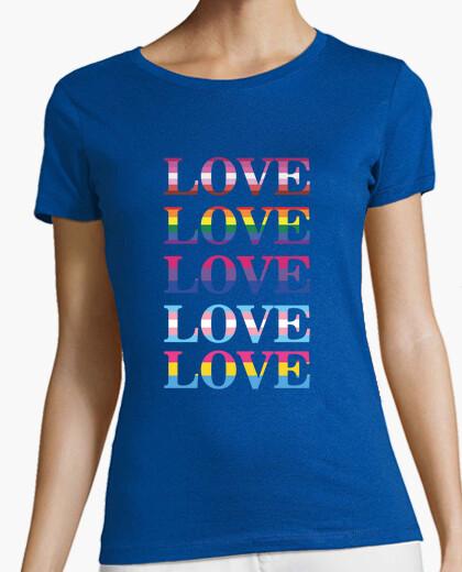 Camiseta Gay LTGB Orgullo Gay