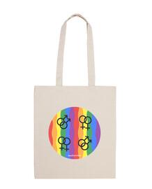 gay pride: bag